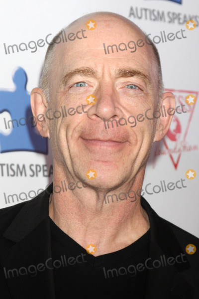 JK Simmons Photo - JK Simmonsat the Blue Jean Ball benefiting Austism Speaks Blvd 3 Hollywood CA 10-24-13