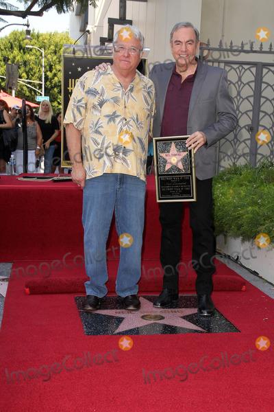 Neil Diamond Photo - Randy Newman Neil Diamondat the Neil Diamond Star On The Walk Of Fame Ceremony Hollywood CA 08-11-12