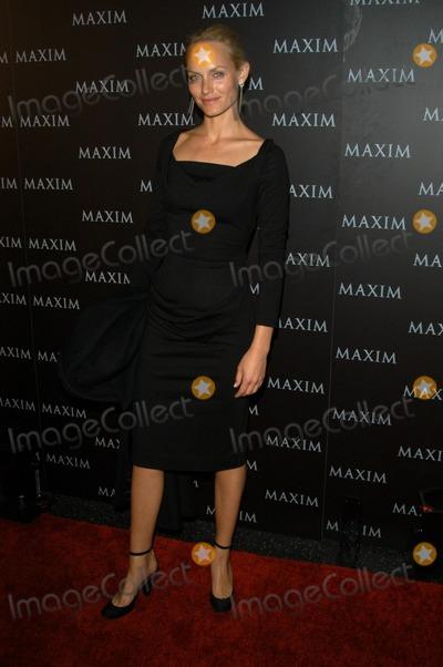 Amber Valletta Photo - Amber Valletta at Maxim Magazines presentation of the Pussycat Dolls Henry Fonda Theater Hollywood CA 12-03-02