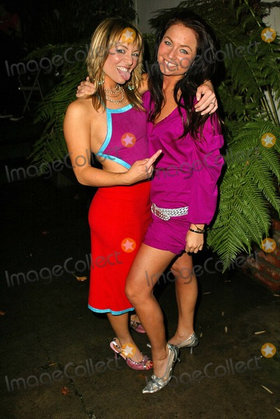Anise Labrum Photo - Anise Labrum and sister Lindsey Labrum wearing JL Marks At the Listen Closely World Premiere starring EG Daily Benefits Last Chance for Animals The Court Theatre Los Angeles CA 02-18-05