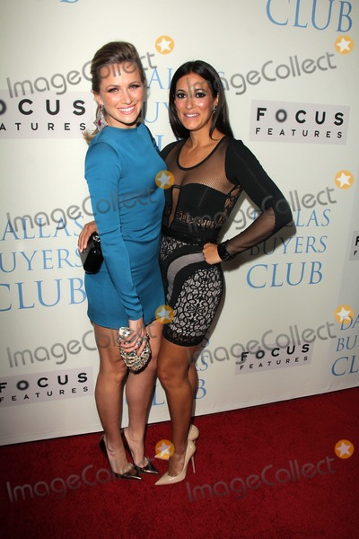 Angelique Cabral Photo - Shantel VanSanten Angelique Cabralat the Dallas Buyers Club Los Angeles Premiere Academy of Motion Picture Arts and Sciences Beverly Hills CA 10-17-13
