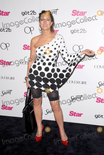 America Olivo Photo - America Olivoat the Star Magazine 5th Anniversary Party Bardot Hollywood Hollywood CA 10-13-09