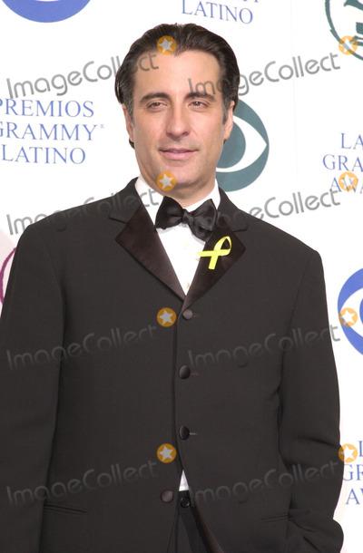 Andy Garcia Photo -  Andy Garcia at the 2000 Latin Grammy Awards Los Angeles 09-14-00