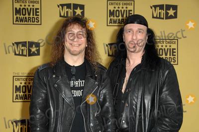 Anvil  Photo - Anvil at the 15th Annual Critics Choice Awards Hollywood Palladium Hollywood CA 01-15-10