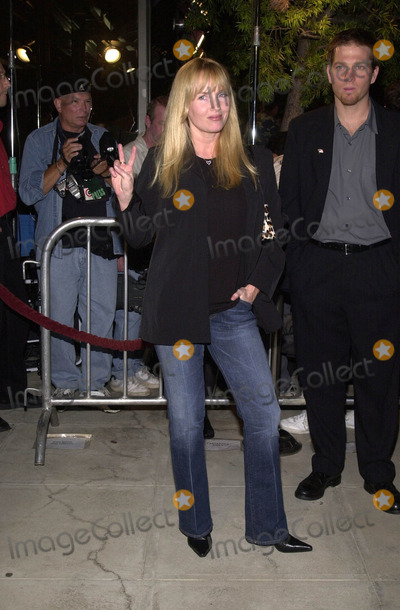 Rebecca DeMornay Photo -  REBECCA DEMORNAY at the premiere of Miramaxs Amelie at the Academy of Motion Pictures Arts and Sciences Samuel Goldwyn Theater Beverly Hills 10-09-01