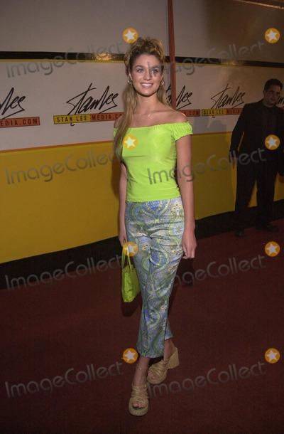 Ashley Lyn Cafagna Photo -  Ashley Lyn Cafagna at the Hollywood Media Convergence Gala 02-29-00