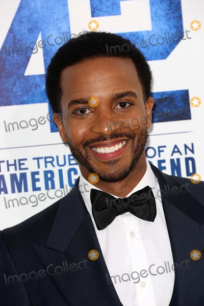 Andre Holland Photo - Andre Hollandat the 42 Los Angeles Premiere Chinese Theater Hollywood CA 04-09-13