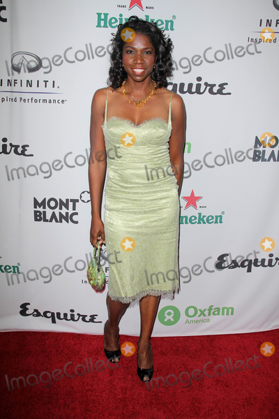 Nicki Micheaux Photo - Nicki Micheauxat The Oxfam Party At Esquire House LA Private Location Beverly Hills CA 11-18-10
