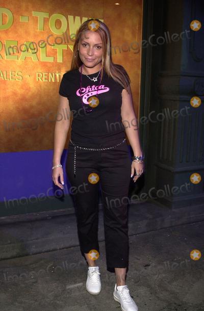 Angie Martinez Photo -  Angie Martinez at the Magic Johnson Foundations Annual Gala Paramount Studios 08-04-01