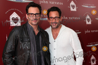 Gregory Zarian Photo - Lawrence Zarian Gregory Zarianat the John Varvatos 11th Annual Stuart House Benefit John Varvatos Boutique West Hollywood CA 04-13-14