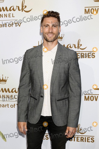 Andrew Walker Photo - LOS ANGELES - JUL 27  Andrew Walker at the Hallmark TCA Summer 2017 Party at the Private Residence on July 27 2017 in Beverly Hills CA