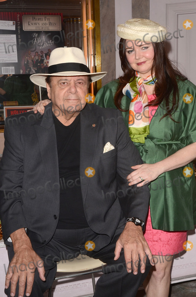 Paul Sorvino Photo - LOS ANGELES - JUN 2  Paul Sorvino Dee Dee Sorvino at the Rich Little signs People Ive Known and Been Little by Little at the Hollywood Museum on June 2 2018 in Los Angeles CA