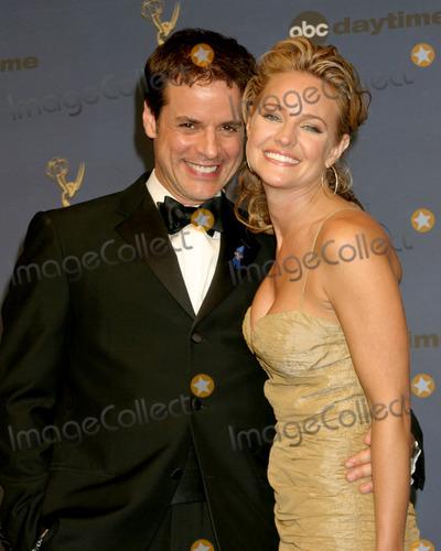 Christian LeBlanc Photo - Christian LeBlanc  Sharon Case33rd Daytime Emmy AwardsKodak TheaterHollywood  HighlandLos Angeles CAApril 28 2006