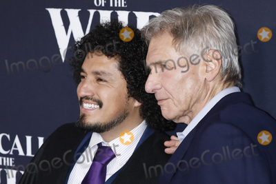 Jose Gonzalez Photo - LOS ANGELES - FEB 13  Jose Gonzalez Harrison Ford at the The Call of the Wild Premiere at the El Capitan Theater on February 13 2020 in Los Angeles CA