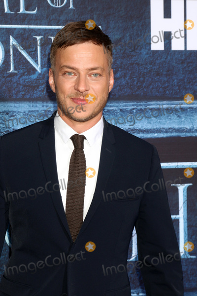 Tom Wlaschiha Photo - LOS ANGELES - APR 10  Tom Wlaschiha at the Game of Thrones Season 6 Premiere Screening at the TCL Chinese Theater IMAX on April 10 2016 in Los Angeles CA