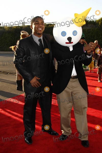 Christopher Massey Photo - LOS ANGELES - OCT 29  Christopher Massey Kyle Massey arriving at the 18th Annual Dream Halloween Los Angeles at Barker Hanger on October 29 2011 in Santa Monica CA