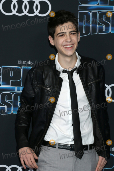 Joshua Rush Photo - LOS ANGELES - DEC 4  Joshua Rush at the Spies in Disguise Premiere at El Capitan Theater on December 4 2019 in Los Angeles CA