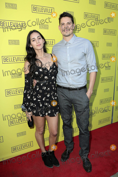 Cherie Daly Photo - LOS ANGELES - APR 22  Cherie Daly Sean Faris  Cherie Faris  at the Belleville Opening Night Red Carpet on the Pasadena Playhouse on April 22 2018 in Pasadena CA