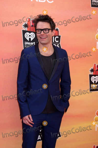Bobby Bones Photo - LOS ANGELES - MAY 1  Bobby Bones at the 1st iHeartRadio Music Awards at Shrine Auditorium on May 1 2014 in Los Angeles CA