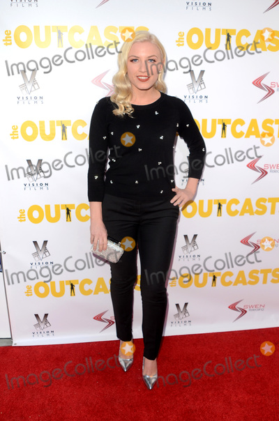 Grace Valerie Photo - LOS ANGELES - APR 13  Grace Valerie at the The Outcasts Premiere at the Landmark Regent Theater on April 13 2017 in Westwood CA