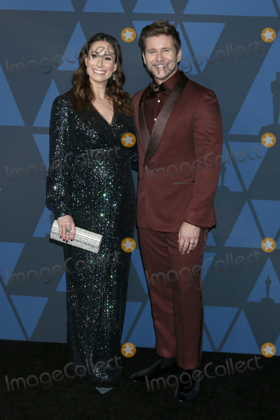 Allen Leech Photo - LOS ANGELES - OCT 27  Jessica Blair Herman Allen Leech at the 11th Annual Governors Awards at the Dolby Theater on October 27 2019 in Los Angeles CA