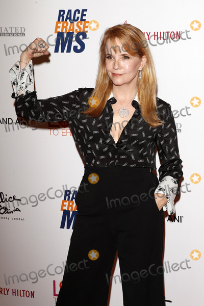 Lea Thompson Photo - LOS ANGELES - MAY 10  Lea Thompson at the Race to Erase MS Gala at the Beverly Hilton Hotel on May 10 2019 in Beverly Hills CA