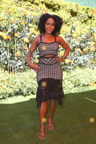 Antoinette Robertson Photo - LOS ANGELES - OCT 3  Antoinette Robertson at the 10th Annual Veuve Clicquot Polo Classic Los Angeles at the Will Rogers State Park on October 3 2019 in Pacific Palisades CA