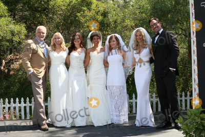 Lawrence Zarian Photo - LOS ANGELES - APR 14  John McCook Katherine Kelly Lang Heather Tom Karla Mosley Bobbie Eakes Jennnifer Gareis Lawrence Zarian at the Home and Family Celebrates Bold and Beautifuls 30 Years at Universal Studios Back Lot on April 14 2017 in Los Angeles CA