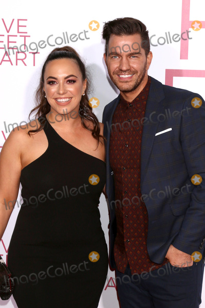 Aijia Grammer Photo - LOS ANGELES - MAR 7  Aijia Grammer Andy Grammer at the Five Feet Apart Premiere at the Bruin Theater on March 7 2019 in Westwood CA