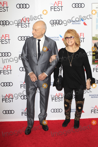 Alan Arkin Photo - LOS ANGELES - NOV 10  Alan Arkin Ann-Margret at the AFI FEST 2018 - The Kaminsky Method at the TCL Chinese Theater IMAX on November 10 2018 in Los Angeles CA