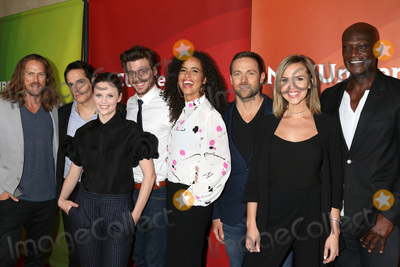 Arielle Kebbel Photo - LOS ANGELES - MAR 20  Jason Lewis Yul Vazquez Sarah Ramos Francois Arnaud Parisa Fitz-Henley Dylan Bruce Arielle Kebbel Peter Mensah at the NBCUniversal Summer Press Day at Beverly Hilton Hotel on March 20 2017 in Beverly Hills CA