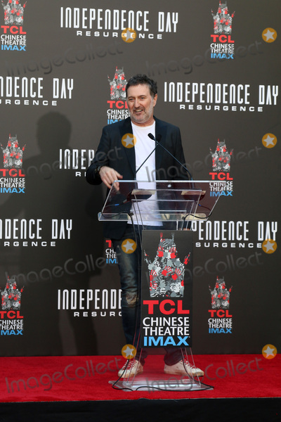 Harald Kloser Photo - LOS ANGELES - JUN 20  Harald Kloser at the Roland Emmerich Hand And Footprint Ceremony at the TCL Chinese Theater IMAX on June 20 2016 in Los Angeles CA