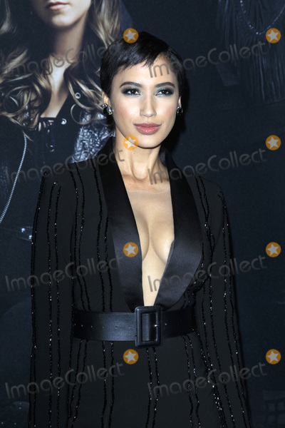 Andy Allo Photo - LOS ANGELES - DEC 12  Andy Allo at the Pitch Perfect 3 Premiere at the Dolby Theater on December 12 2017 in Los Angeles CA