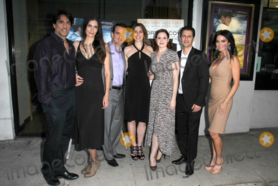 Andy Hirsch Photo - LOS ANGELES - AUG 15  Vincent Spano Claudia Eva-Marie Graf John Colella Stefanie Fredricks Andy Hirsch Betsy Russell at the Fort McCoy Premiere at Music Hall Theater on August 15 2014 in Beverly Hills CA