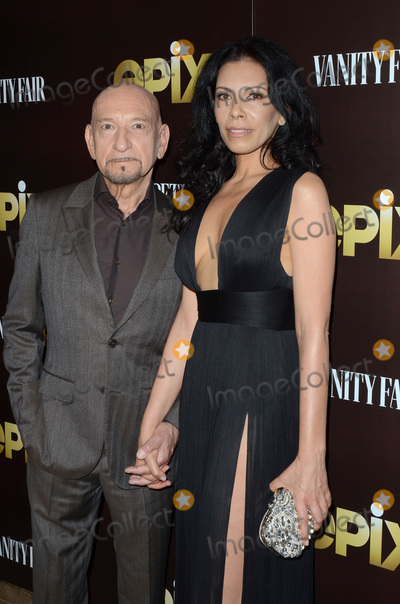 Ben Kingsley Photo - LOS ANGELES - MAY 21  Ben Kingsley Daniela Lavender at the Perpetual Grace LTD Los Angeles Premiere at the Linwood Dunn Theater on May 21 2019 in Los Angeles CA