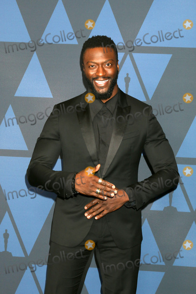 Aldis Hodge Photo - LOS ANGELES - OCT 27  Aldis Hodge at the 11th Annual Governors Awards at the Dolby Theater on October 27 2019 in Los Angeles CA