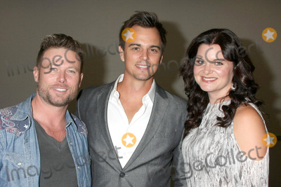Jacob Young Photo - LOS ANGELES - AUG 20  Jacob Young Darin Brooks Heather Tom at the Bold and the Beautiful Fan Event 2017 at the Marriott Burbank Convention Center on August 20 2017 in Burbank CA