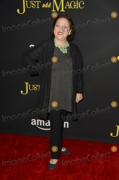 Amy Hill Photo - LOS ANGELES - JAN 14  Amy Hill at the Just Add Magic Amazon Premiere Screening at the ArcLight Hollywood Theaters on January 14 2016 in Los Angeles CA