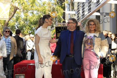 Tori Kelly Photo - LOS ANGELES - JAN 23  Hailee Steinfeld Lucian Grainge Tori Kelly at the Sir Lucian Grange Star Ceremony on the Hollywood Walk of Fame on JANUARY 23 2019 in Los Angeles CA