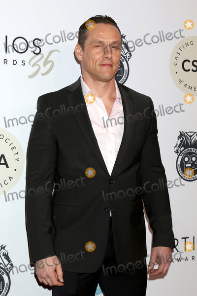 Andrey Ivchenko Photo - LOS ANGELES - JAN 30  Andrey Ivchenko at the 35th Artios Awards at the Beverly Hilton Hotel on January 30 2020 in Beverly Hills CA