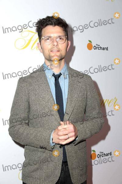 Adam Scott Photo - LOS ANGELES - MAR 13  Adam Scott at the Flower Premiere at ArcLight Theater on March 13 2018 in Los Angeles CA