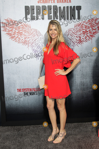 Jamie Anderson Photo - LOS ANGELES - AUG 28  Jamie Anderson at the Peppermint World Premiere at the Regal Cinemas LA LIVE on August 28 2018 in Los Angeles CA