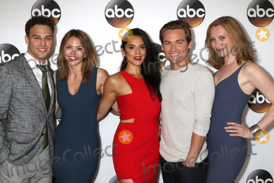 Aimee Teegarden Photo - LOS ANGELES - AUG 4  Ryan Guzman Aimee Teegarden Sepideh Moafi Kevin Zegers Kate Jennings Grant at the ABC TCA Summer 2016 Party at the Beverly Hilton Hotel on August 4 2016 in Beverly Hills CA