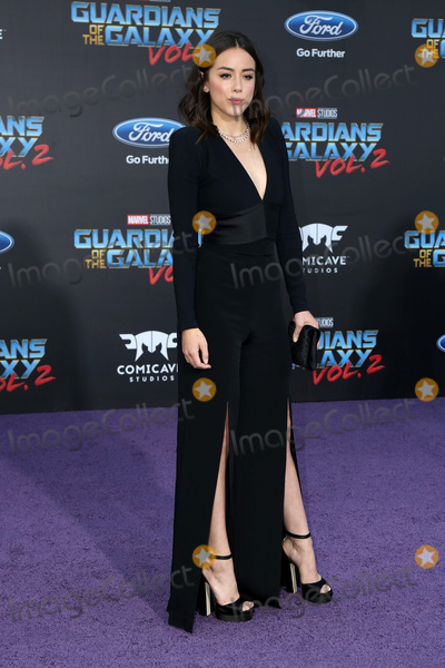 Chloe Bennet Photo - LOS ANGELES - APR 19  Chloe Bennet at the Guardians of the Galaxy Vol 2 Los Angeles Premiere at the Dolby Theater on April 19 2017 in Los Angeles CA