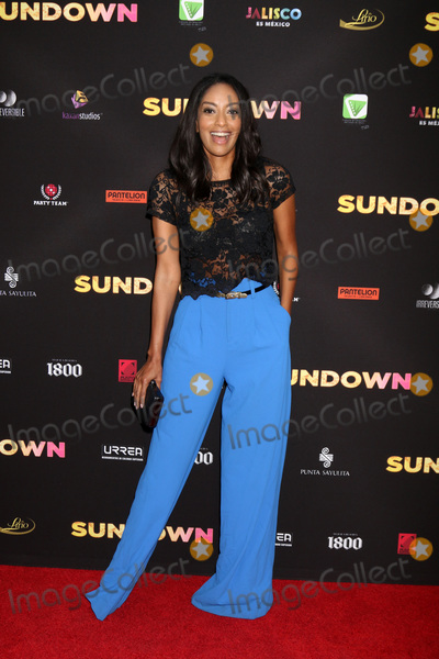 Azie Tesfai Photo - LOS ANGELES - MAY 11  Azie Tesfai at the Sundown Premeire at the ArcLight Hollywood Theaters on May 11 2016 in Los Angeles CA