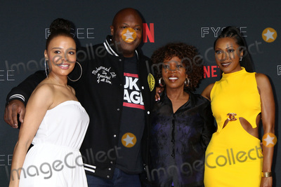 Antonique Smith Photo - LOS ANGELES - MAY 6  Antonique Smith Cheo Hodari Coker Alfre Woodard Gabrielle Dennis at the Netflix FYSEE Kick-Off Event at Raleigh Studios on May 6 2018 in Los Angeles CA
