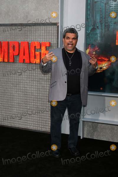 Luis Guzman Photo - LOS ANGELES - APR 4  Luis Guzman at the Rampage Premiere at Microsoft Theater on April 4 2018 in Los Angeles CA