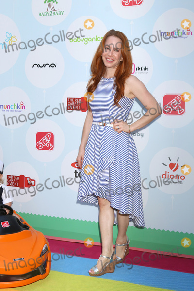 Amy Davidson Photo - LOS ANGELES - SEP 23  Amy Davidson at the 6th Annual Red CARpet Safety Awareness Event at the Sony Pictures Studio on September 23 2017 in Culver City CA