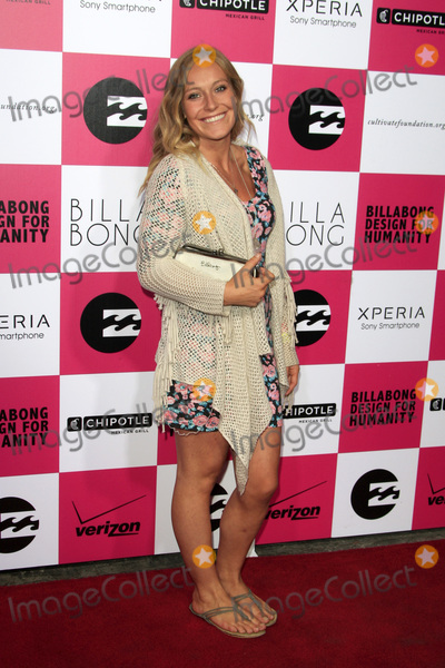 Jamie Anderson Photo - LOS ANGELES - JUL 25  Jamie Anderson at the Billabongs 6th Annual Design For Humanity Event at the Paramount Studios on July 25 2012 in Los Angeles CA
