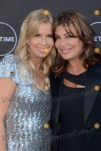 Andrea Schroder Photo - LOS ANGELES - AUG 16  Andrea Schroder Kelly Le Brock at the Growing Up Supermodel Premiere Screening at the Private Estate on August 16 2017 in Studio City CA